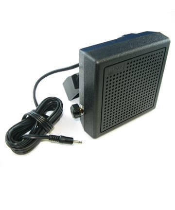 External Speaker Cabinet with Volume Control 8Ohm 4