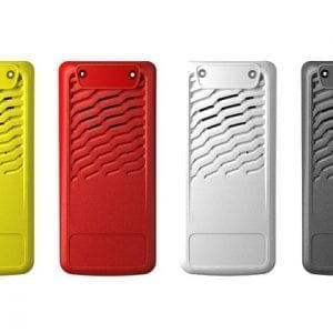 Faceplate Upgrade for TP3 Radios - 16 Key - different colours