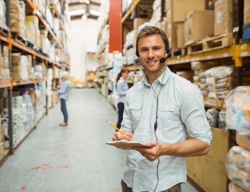 4 Reasons Distribution Centres Need Two Way Radios